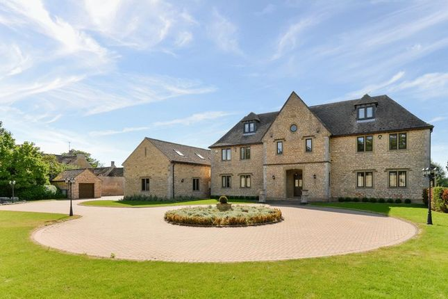 Thumbnail Country house for sale in Tixover, Nr Stamford, Rutland