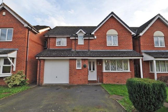 Thumbnail Detached house to rent in Kings Terrace, Kings Heath, Birmingham