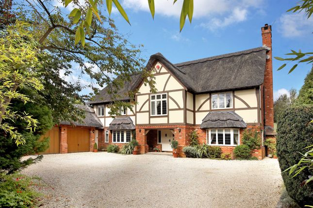 Thumbnail Detached house for sale in Finch Lane, Knotty Green, Beaconsfield