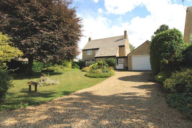 Thumbnail Detached house for sale in Weares Close, Morcott, Oakham