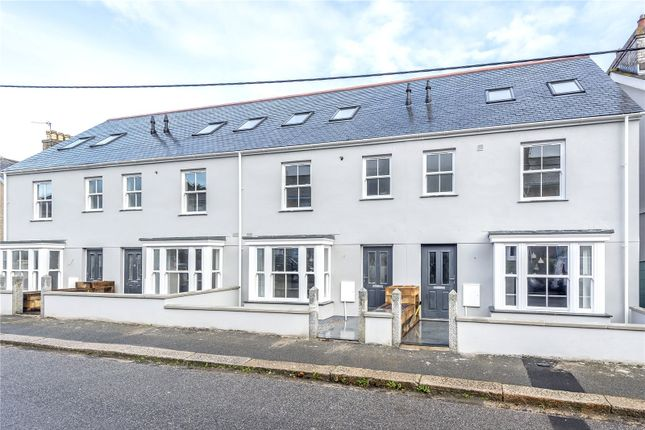 Thumbnail Terraced house for sale in The Crescent, Truro, Cornwall