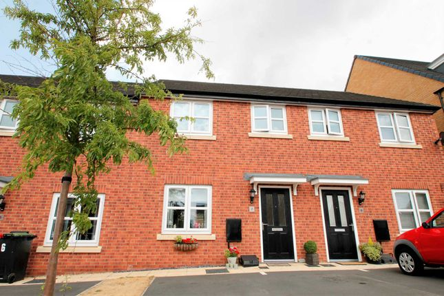 Thumbnail Terraced house for sale in Blackcurrant Grove, Higham Ferrers, Rushden