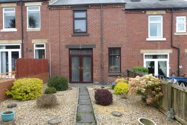 Thumbnail Terraced house for sale in Havelock Terrace, Chopwell