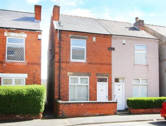Thumbnail Semi-detached house for sale in Henry Street, Grassmoor, Chesterfield, Derbyshire
