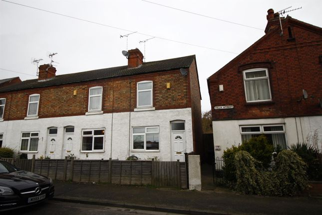 Thumbnail Terraced house for sale in Villa Street, Draycott, Derby