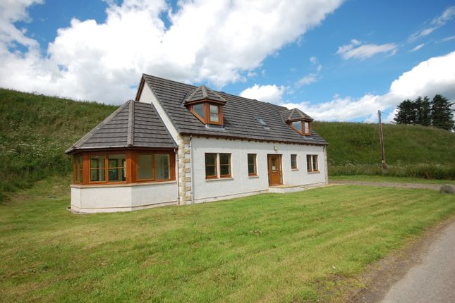Thumbnail Detached house for sale in Glenrinnes, Dufftown