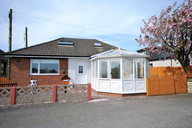 Thumbnail Detached bungalow for sale in Crosshouse, Kilmarnock