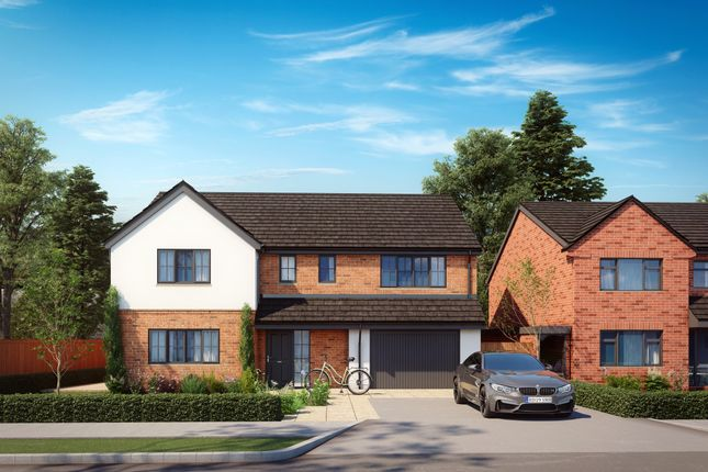 Thumbnail Detached house for sale in Putnoe Lane, Bedford