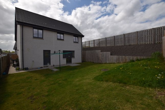 Detached house for sale in Herdman Place, Rattray, Blairgowrie