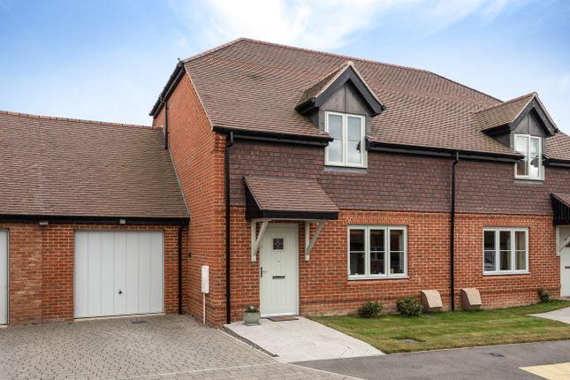 Thumbnail Semi-detached house for sale in Pembers Hill Drive, Fair Oak, Southampton, Hampshire