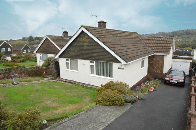 Thumbnail Detached bungalow for sale in Grosvenor Avenue, Torquay