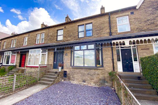 Thumbnail Terraced house for sale in Bingley Road, Shipley