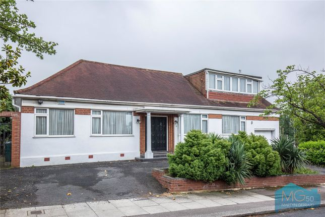 Thumbnail Bungalow for sale in Highview Avenue, Edgware, London