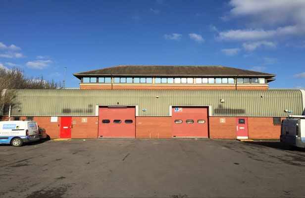 Thumbnail Industrial to let in 2 Chiltern Business Centre, Oxford