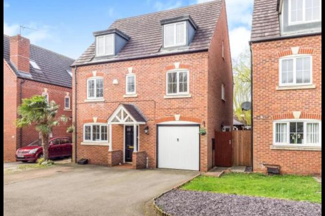 Thumbnail Detached house for sale in Foxwood Drive, Coventry