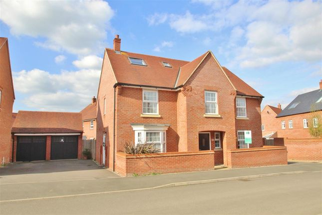 Thumbnail Detached house for sale in Constance Street, Buckingham