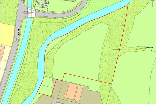Thumbnail Land for sale in Land At Bingswood Industrial Estate, Bingswood Road, Whaley Bridge, High Peak