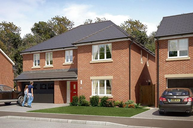 "Thumbnail Detached house for sale in ""The Kirkham"" at High Gill Road, Nunthorpe, Middlesbrough"