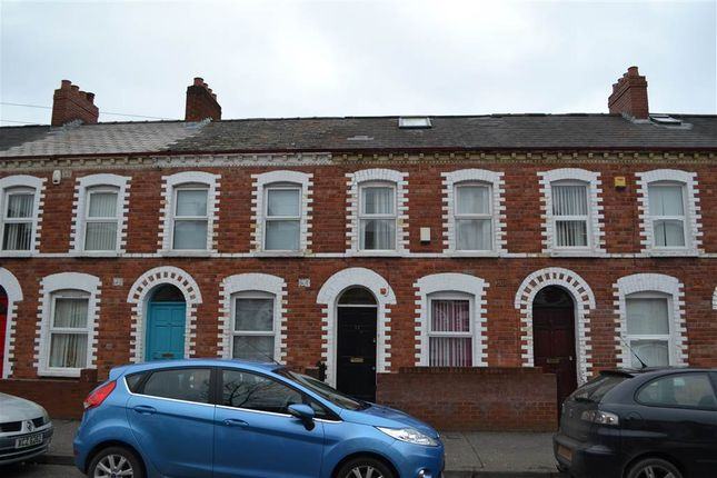 Thumbnail Town house to rent in 12, Carmel Street, Belfast