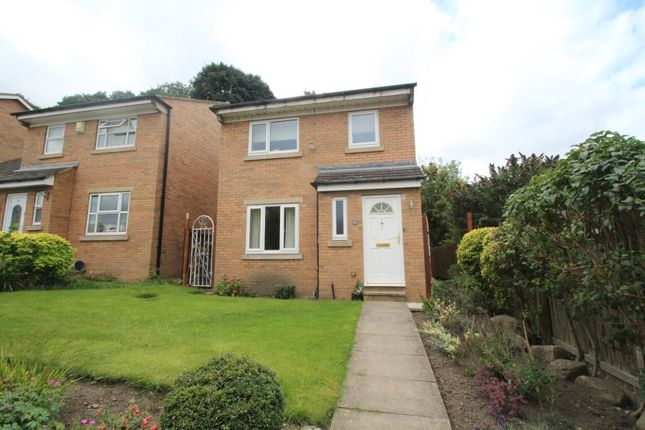Thumbnail Detached house to rent in Roundhead Fold, Apperley Bridge, West Yorkshire
