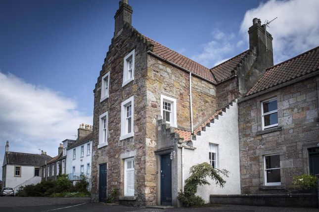 Thumbnail Flat for sale in Marketgate South, Crail, Fife