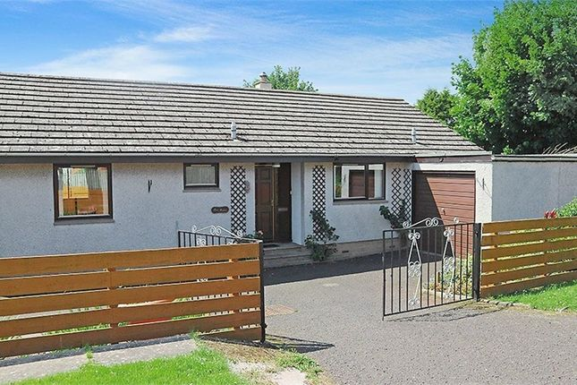 Thumbnail Detached bungalow for sale in Bank Street, Greenlaw, Duns, Scottish Borders