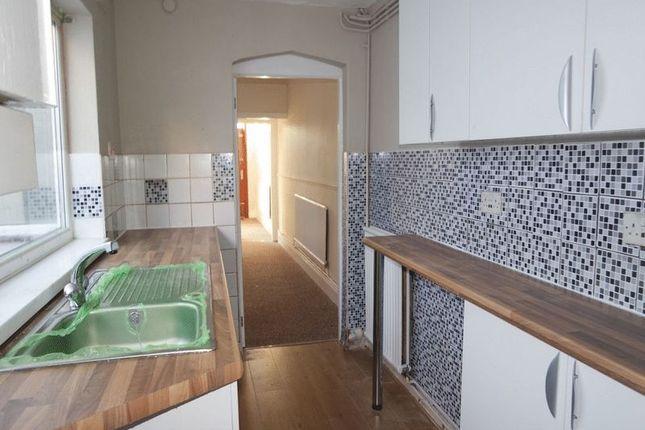 Thumbnail Terraced house for sale in Cornelious Street, Meir, Stoke-On-Trent