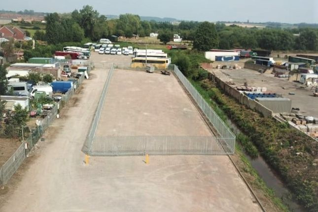 Thumbnail Land to let in To Let - Security Compound, Broadmeadows, Ross On Wye