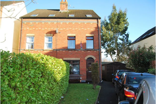 Thumbnail Semi-detached house for sale in Springfield Meadows, Belfast