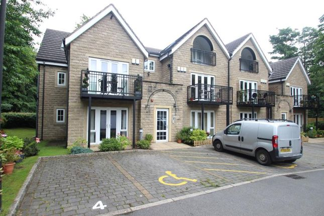 Thumbnail Flat to rent in Ellies Court, Shadwell Lane, Alwoodley, Leeds