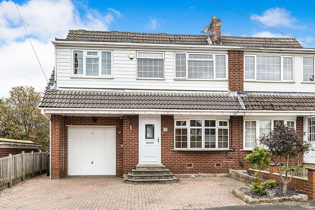 Thumbnail Semi-detached house to rent in Tintern Avenue, Chorley