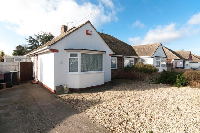 Thumbnail Semi-detached bungalow for sale in Hereford Gardens, Birchington
