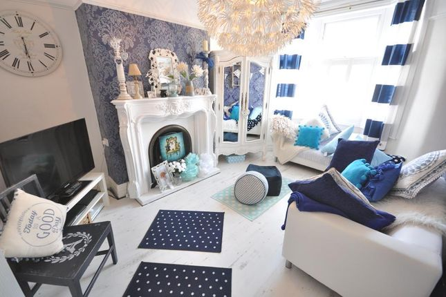 Thumbnail Terraced house for sale in Abbots Walk, Fleetwood, Lancashire