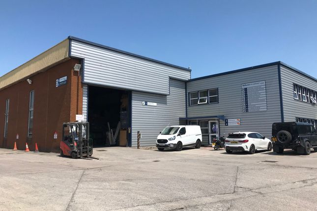Thumbnail Industrial to let in Bell Close, Plymouth