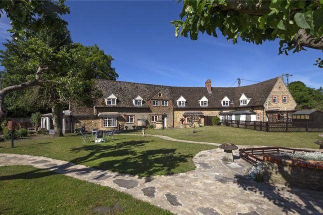 Thumbnail Detached house for sale in Church Lane, Longworth, Abingdon, Oxfordshire