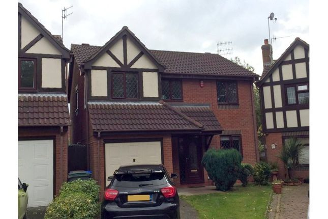 Thumbnail Detached house for sale in The Tudors, Stoke-On-Trent, Staffordshire