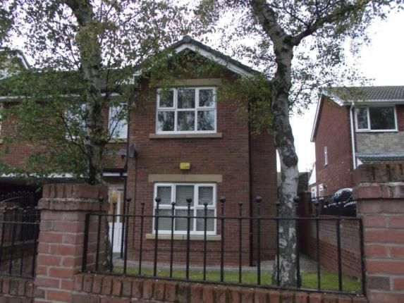 1 bed flat for sale in Whittle Gardens, 1A Whittle Street, Manchester, Greater Manchester