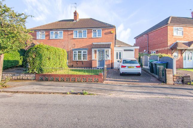 2 bed semi-detached house for sale in Chester Road, West Bromwich B71
