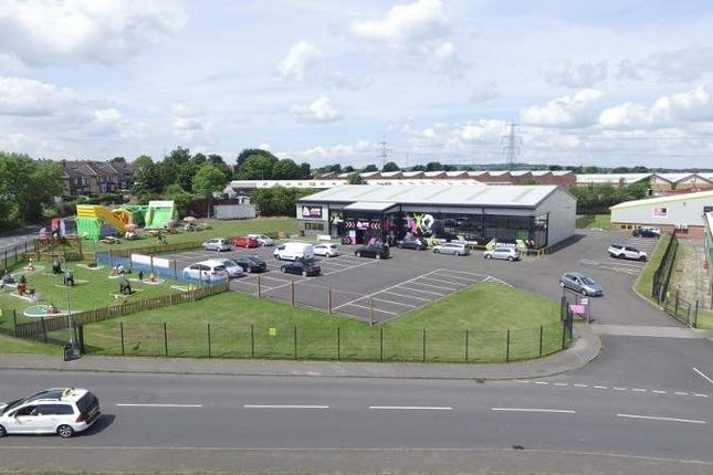 Thumbnail Leisure/hospitality for sale in Unit 54, Barnsley