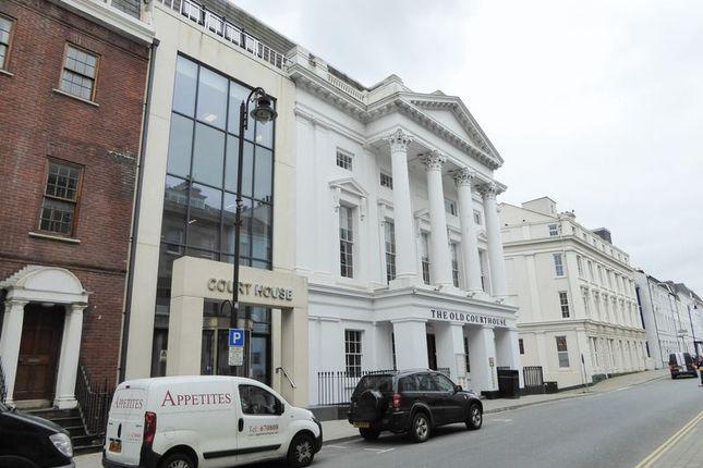 Thumbnail Property to rent in Old Courthouse, Athol Street, Douglas