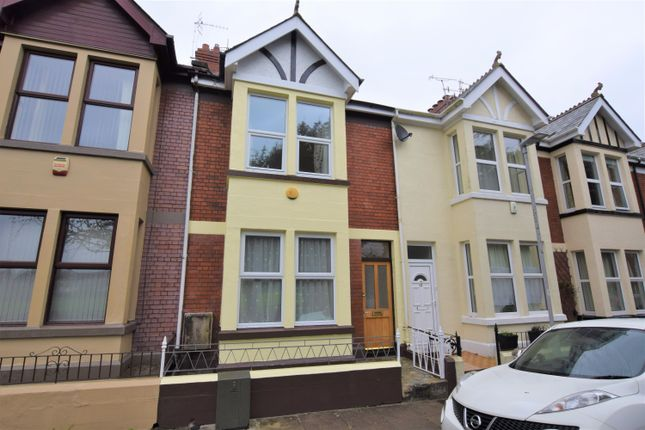 Thumbnail 2 bed terraced house for sale in Edgcumbe Avenue, Millbridge, Plymouth