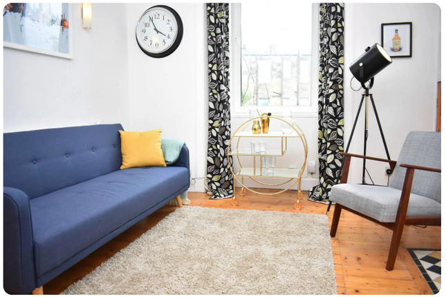 Thumbnail Flat to rent in Maryfield, Edinburgh