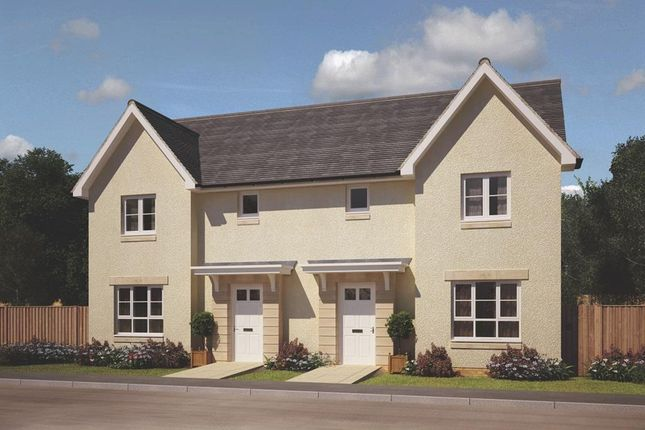 "3 bedroom semi-detached house for sale in ""Craigend"" at Oldmeldrum Road, Inverurie"