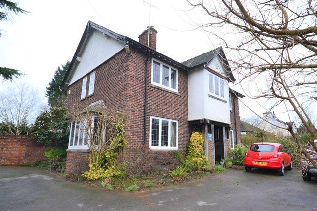 Detached house for sale in Prestbury Road, Macclesfield