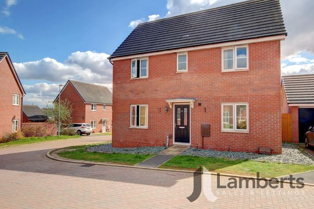 4 bed detached house for sale in Fairweather Close, Brockhill, Redditch B97