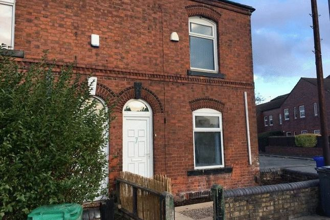 Thumbnail Terraced house to rent in Green Street, Fallowfield, Manchester