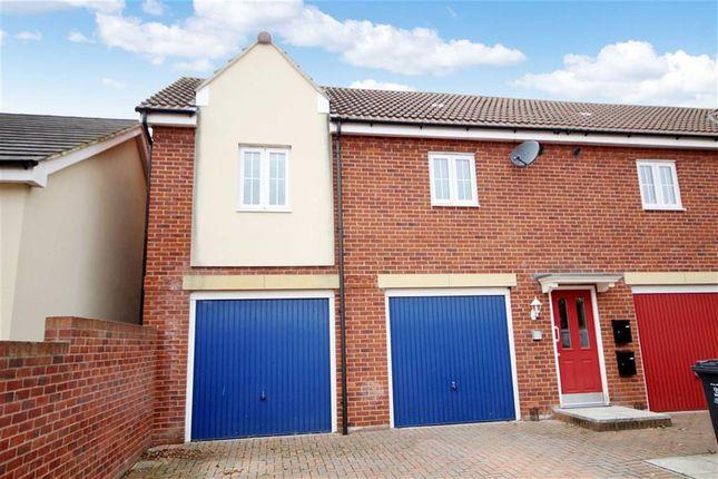 1 bed flat for sale in Wayte Street, Moredon, Swindon