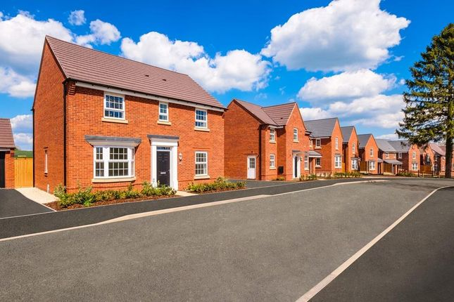 """Thumbnail Detached house for sale in """"Bradgate"""" at Bishops Itchington, Southam"""