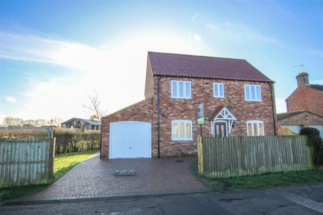 Thumbnail Detached house for sale in Old Gallamore Lane, Middle Rasen
