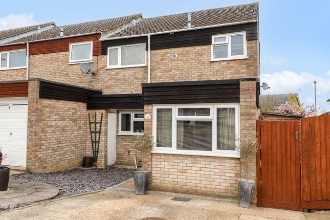 Thumbnail End terrace house for sale in Pheasant Rise, Bar Hill, Cambridge